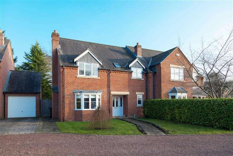 3 Bedrooms House for sale in Lambourne Gardens, KINGS ACRE, Hereford