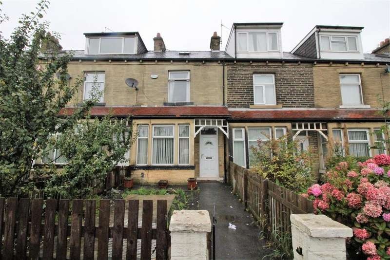 3 Bedrooms Terraced House for sale in Clayton Road, Bradford, BD7 2RD