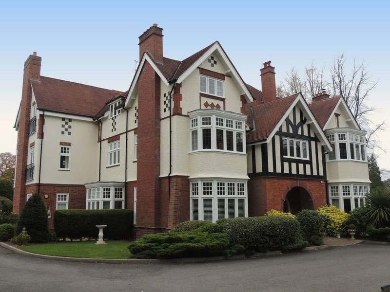 2 Bedrooms Apartment Flat for sale in Chessetts Wood Road, Lapworth