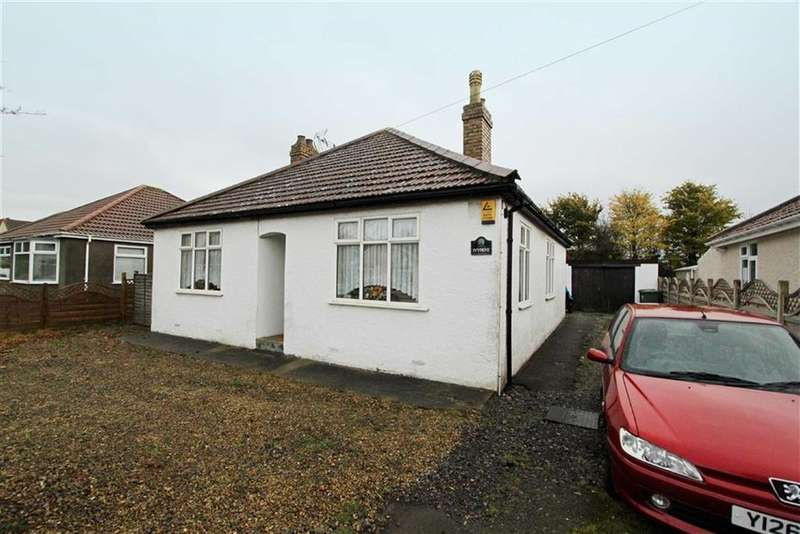 3 Bedrooms Detached Bungalow for sale in Church Road, Severn Beach, Bristol