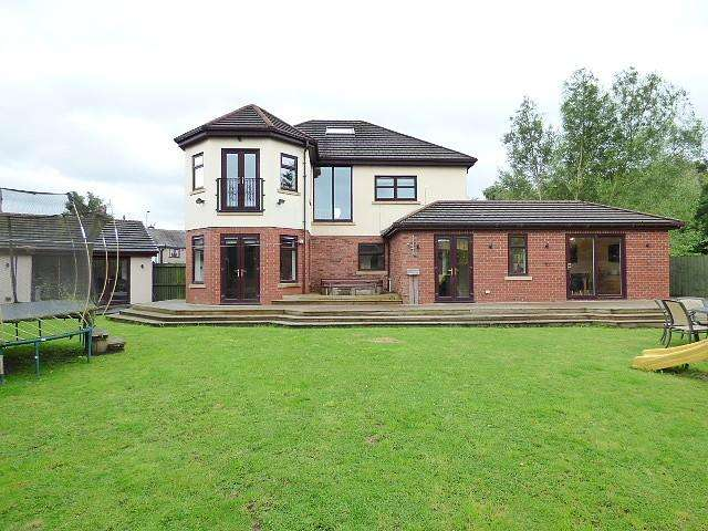 5 Bedrooms Detached House for sale in Newton Road, Lowton, Warrington