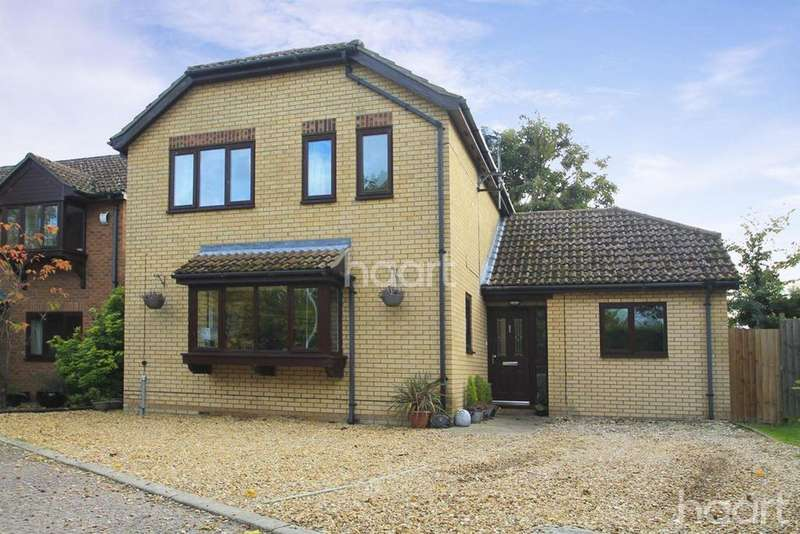 4 Bedrooms Detached House for sale in Rectory Leys, Offord D'arcy
