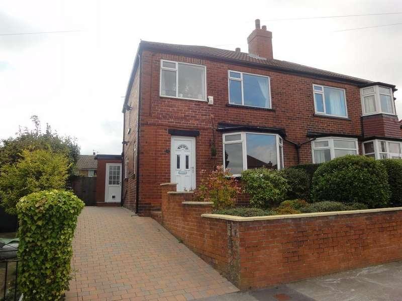 3 Bedrooms Semi Detached House for sale in Eden Drive, Burley, Leeds