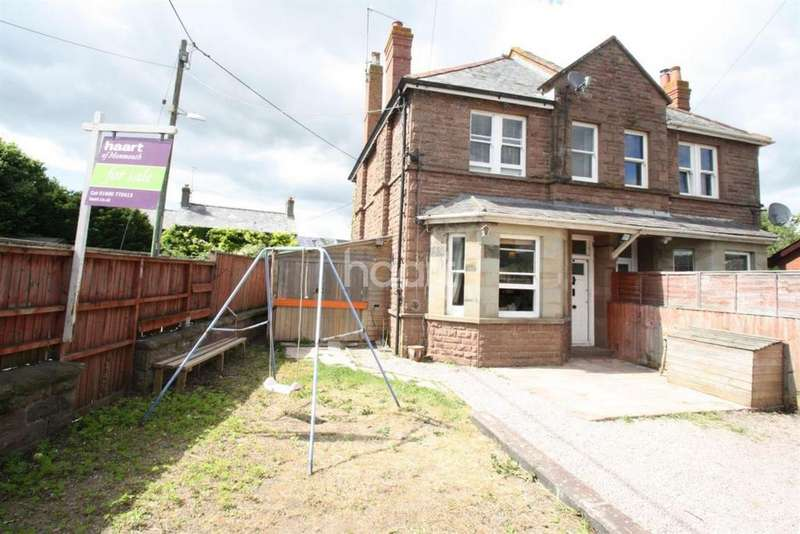 3 Bedrooms Semi Detached House for sale in Watery Lane, Monmouth, Monmouthshire
