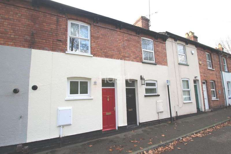 2 Bedrooms Terraced House for sale in Lindum Avenue, Lincoln, LN2