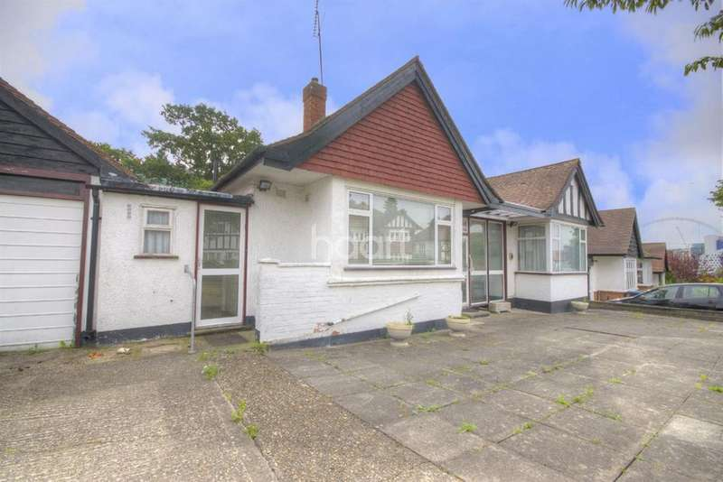 2 Bedrooms Bungalow for sale in Barn Hill, Barn Hill Estate