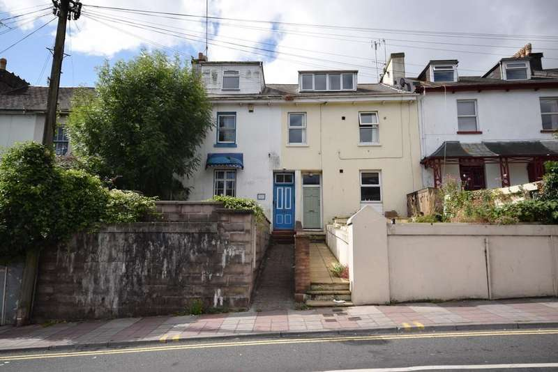 5 Bedrooms Terraced House for sale in Abbey Road, Torquay