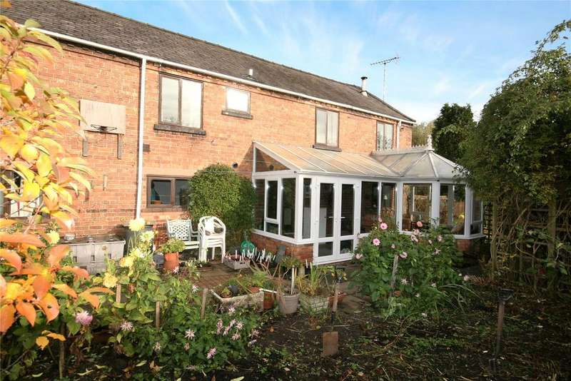 5 Bedrooms Barn Conversion Character Property for sale in The Shippon, Higher Shotton Farm, Off Killins Lane, Shotton, CH5