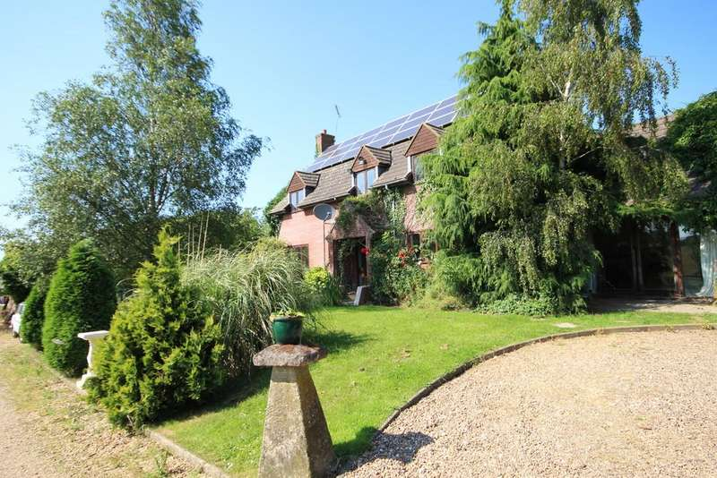 5 Bedrooms Detached House for sale in Knossington Road, Braunston