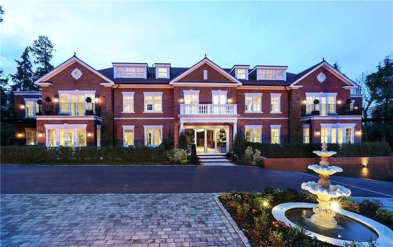 3 Bedrooms Flat for sale in Westbrook House, Windsor Road, Ascot, Berkshire, SL5