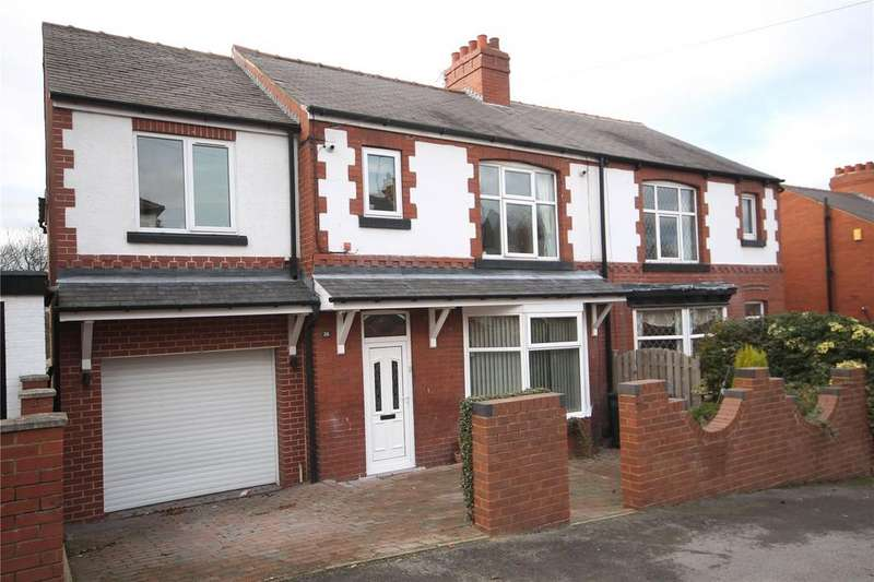 5 Bedrooms Semi Detached House for sale in Woodstock Road, Barnsley, South Yorkshire, S75