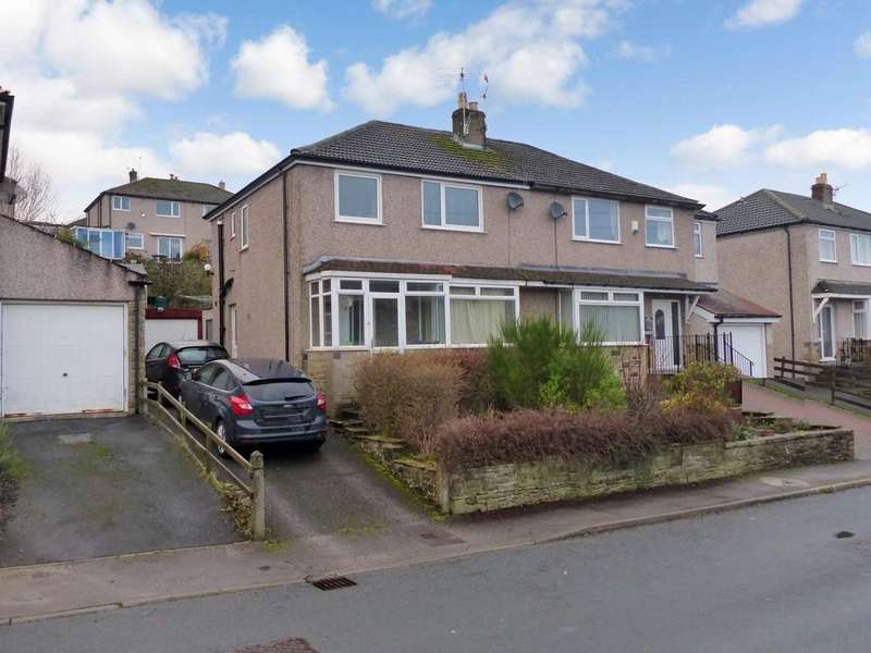 3 Bedrooms Semi Detached House for sale in Regent Drive, Skipton