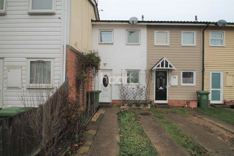2 Bedrooms Terraced House for sale in Voysey Gardens, Basildon