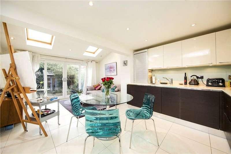 2 Bedrooms Terraced House for sale in Cambridge Road, Richmond, Twickenham, TW1