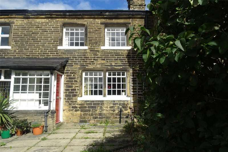 2 Bedrooms Terraced House for sale in Highgate, Bradford, West Yorkshire, BD9