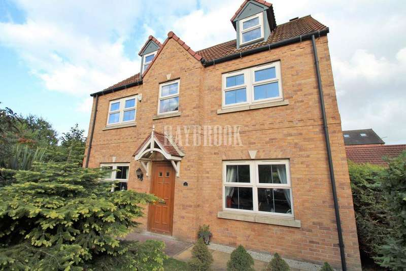 5 Bedrooms Detached House for sale in Parkgate, Goldthorpe