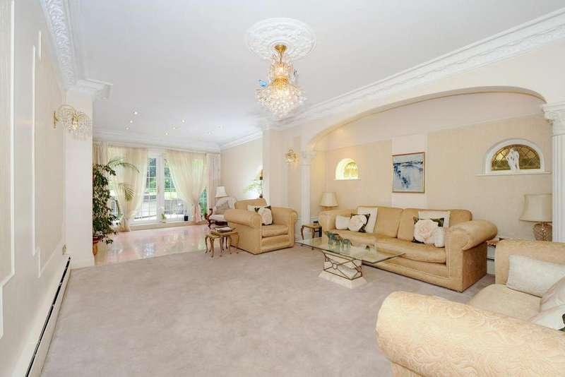 5 Bedrooms Detached House for sale in Woodside Avenue, Woodside Park, N12