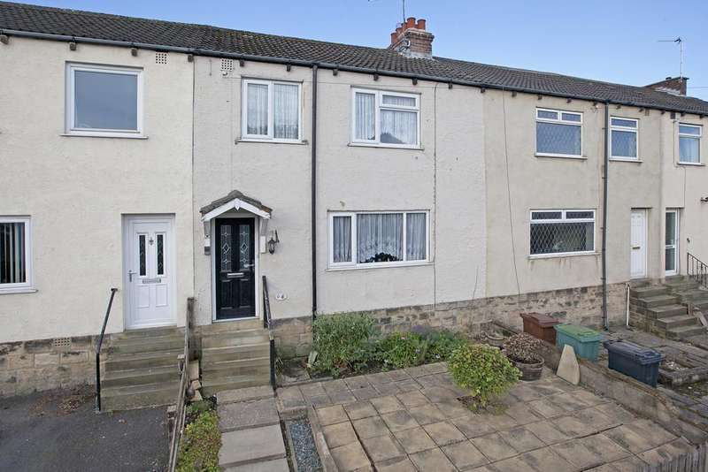3 Bedrooms Terraced House for sale in Silverdale Avenue, Guiseley