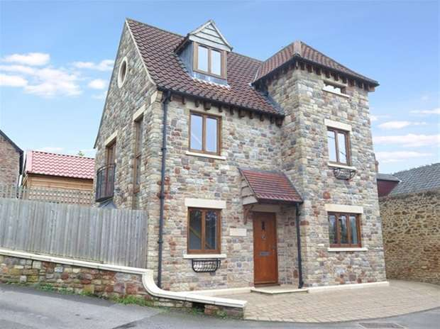3 Bedrooms Detached House for sale in School Hill, Wookey Hole, Wells