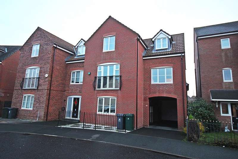 4 Bedrooms Town House for sale in Brookfield, West Allotment, Newcastle Upon Tyne