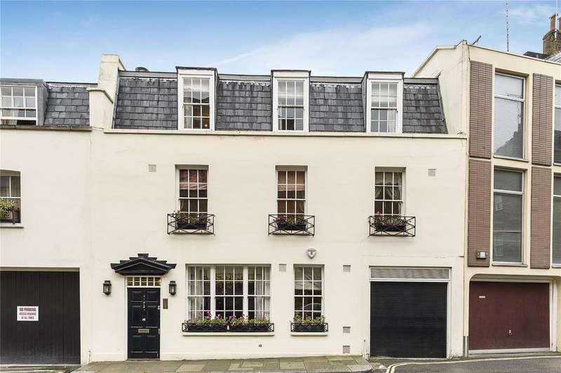 3 Bedrooms Mews House for sale in Kinnerton Street, Belgravia, London, SW1X