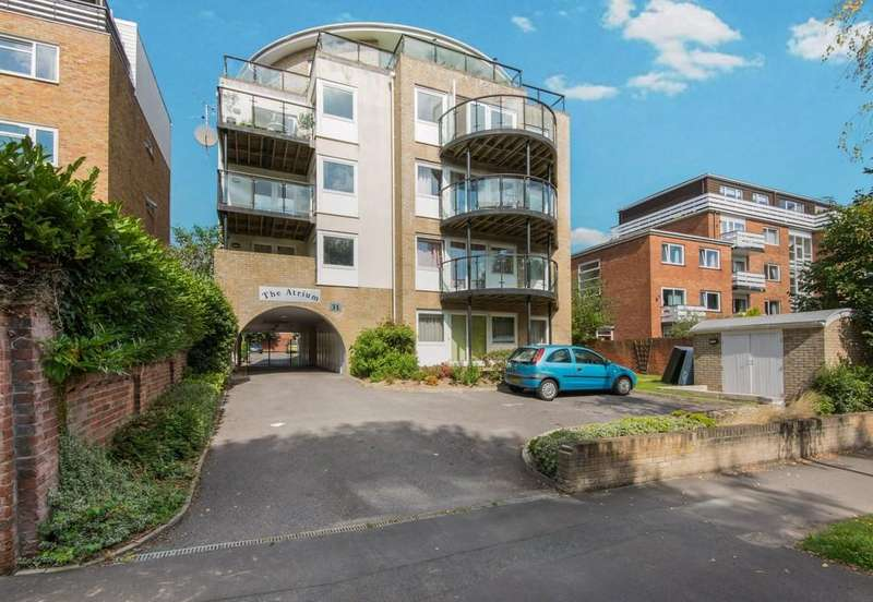 2 Bedrooms Apartment Flat for sale in Westwood Road, Southampton