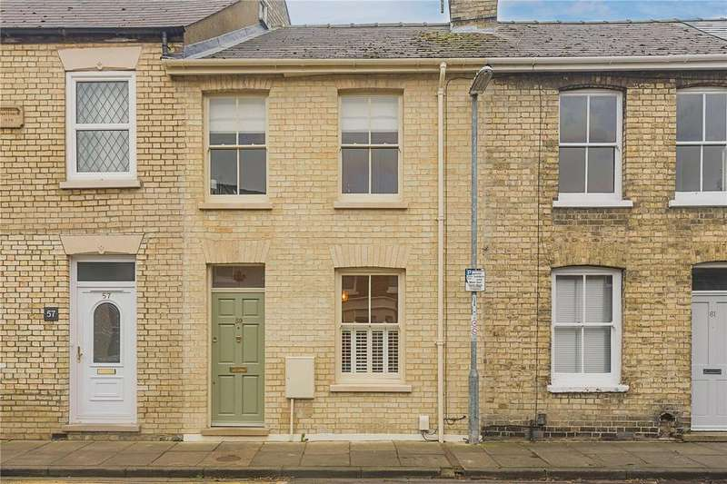 2 Bedrooms Terraced House for sale in Searle Street, Cambridge, CB4