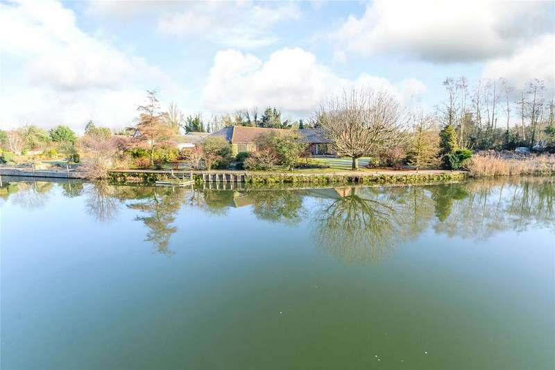 5 Bedrooms Detached Bungalow for sale in Preston Crowmarsh, Wallingford, Oxfordshire, OX10