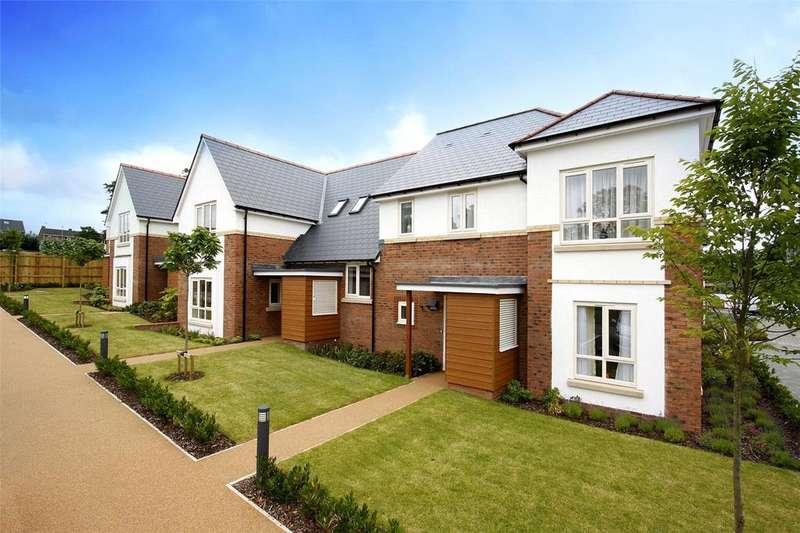3 Bedrooms Retirement Property for sale in The Henrietta, Millbrook Village, Topsham Road, Exeter, EX2