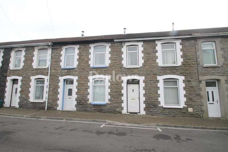 2 Bedrooms Terraced House for sale in Bassett, Street, Trallwn
