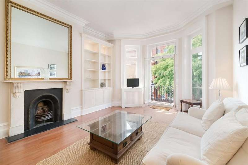 2 Bedrooms Flat for sale in Elm Park Gardens, London, SW10