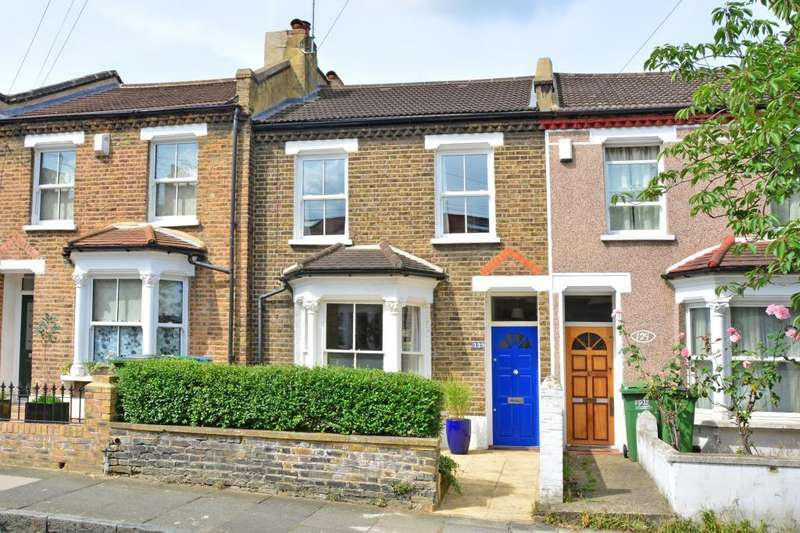 3 Bedrooms Terraced House for sale in Annandale Road, London, SE10