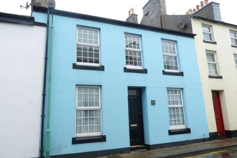 3 Bedrooms House for sale in Malew Street, Castletown, IM9 1LR