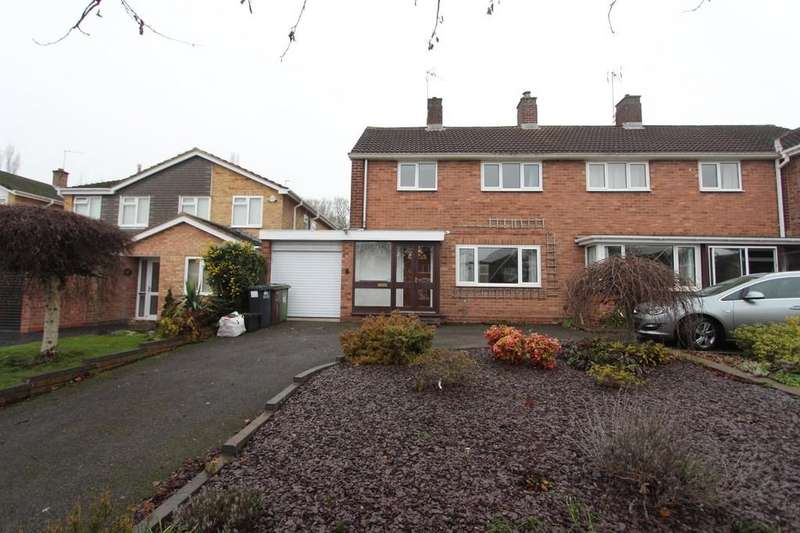 3 Bedrooms Semi Detached House for sale in Broadfern Road, Knowle