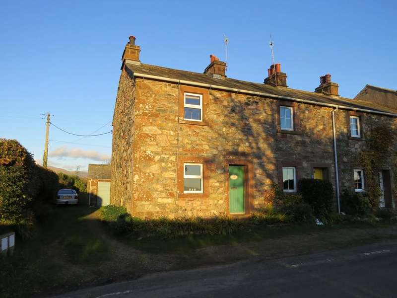 3 Bedrooms Cottage House for sale in Gable Cottage, Santon Village, Santon, Cumbria
