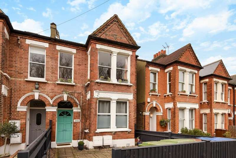 2 Bedrooms Flat for sale in Dunstans Road, East Dulwich, SE22