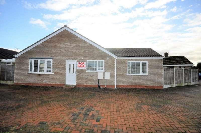 3 Bedrooms Detached Bungalow for sale in Saffron Drive, Snaith