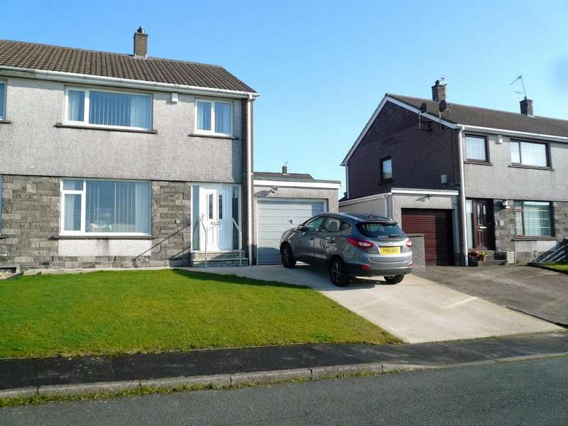 3 Bedrooms Semi Detached House for sale in Whitestiles, Seaton
