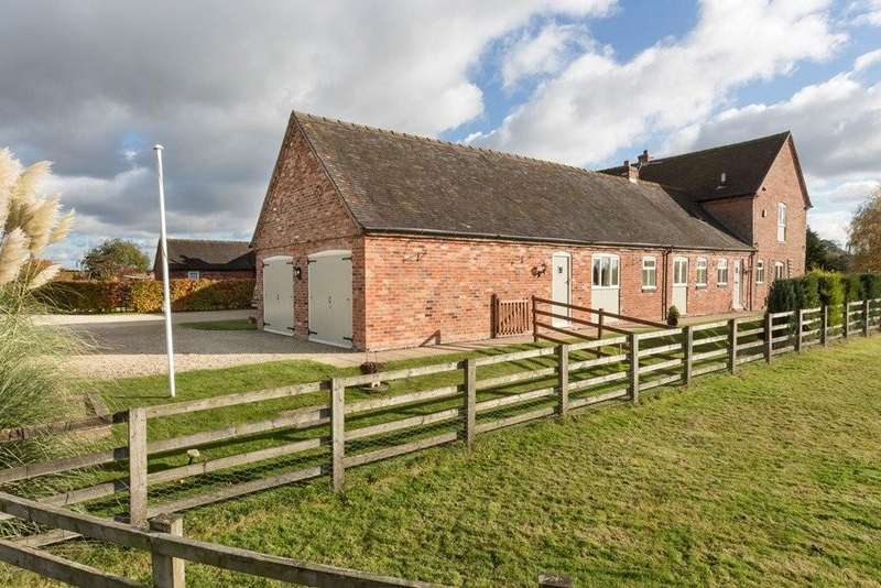 4 Bedrooms Barn Conversion Character Property for sale in Ardsley Farm Barn, Hoargate Lane, Hollington