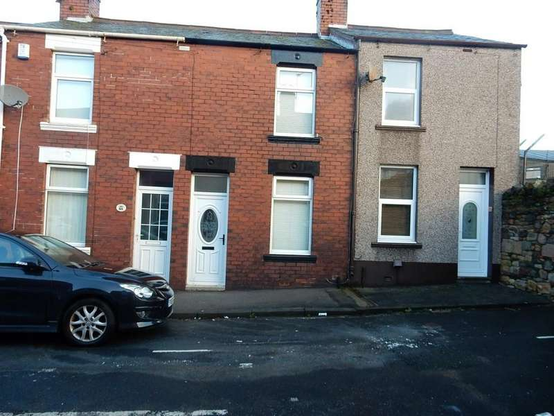 2 Bedrooms Terraced House for sale in Yeowartville, Workington
