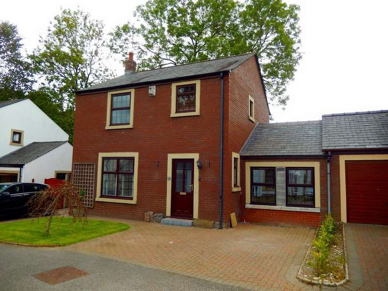 3 Bedrooms Link Detached House for sale in Brammerton Orchard, Wood St, Carlisle
