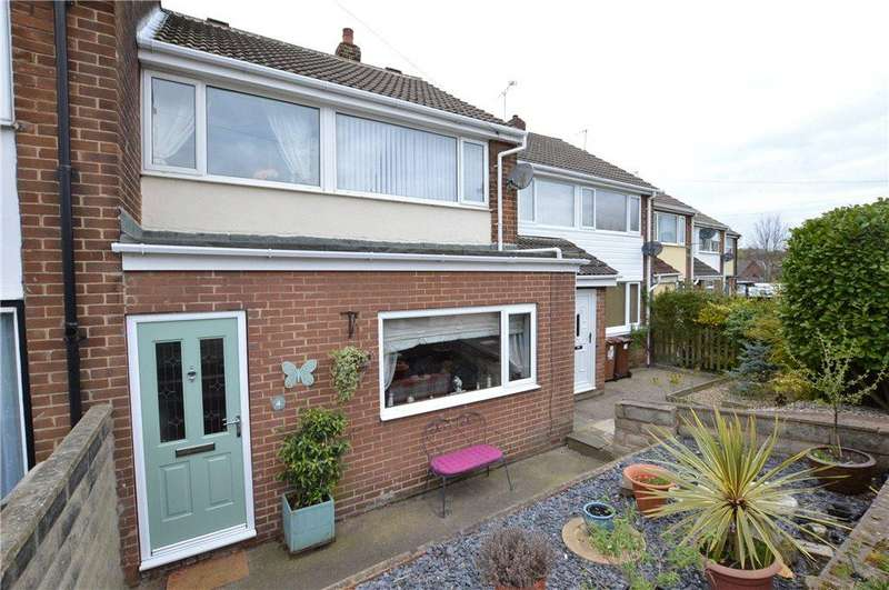 3 Bedrooms Terraced House for sale in Towers Close, Crofton, Wakefield, West Yorkshire