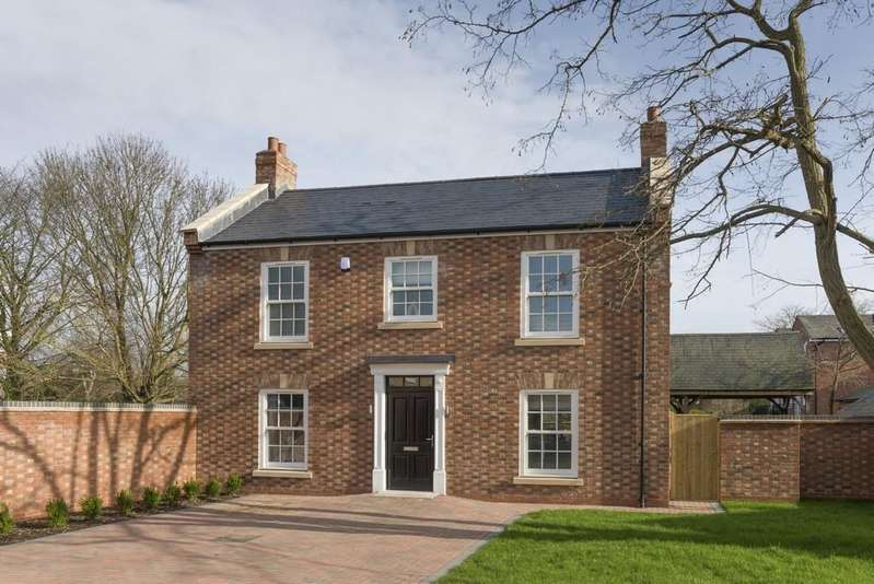 3 Bedrooms Detached House for sale in Plot 1, The Fold, Payton Street