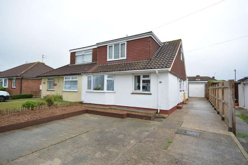 4 Bedrooms Semi Detached Bungalow for sale in Shoreham-by-Sea