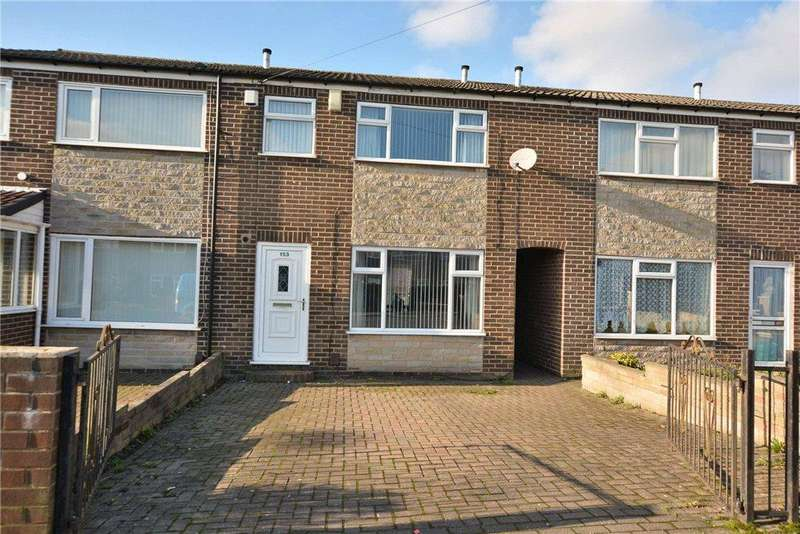 3 Bedrooms Terraced House for sale in Church Lane, Crossgates, Leeds