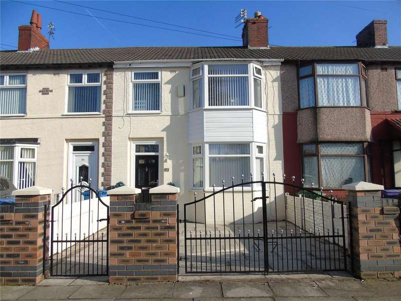 3 Bedrooms Terraced House for sale in Dove Road, Orrell Park, Liverpool, L9