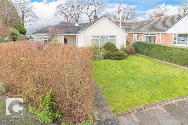 3 Bedrooms Detached Bungalow for sale in Tithebarn Drive, Parkgate, Neston, Cheshire