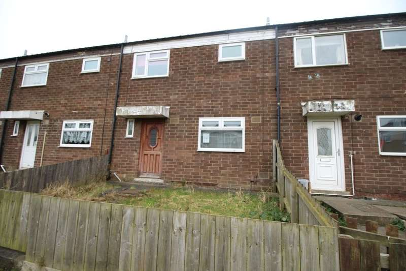 3 Bedrooms Property for sale in Enderby Gardens, Hemlington, Middlesbrough, TS8
