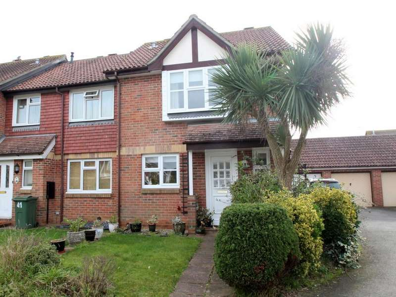 3 Bedrooms End Of Terrace House for sale in Buttermere Way, Littlehampton