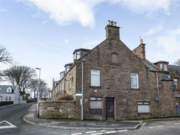3 Bedrooms Flat for sale in Kirkburn, Inverbervie, Montrose, Aberdeenshire